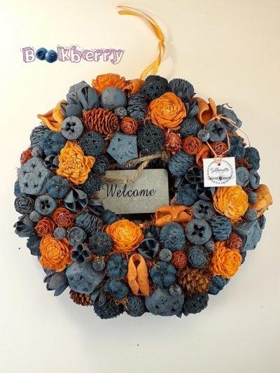 Kék-narancs kopogtató